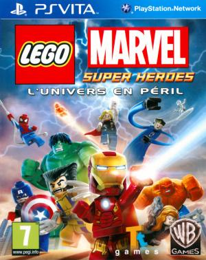 LEGO Marvel Super Heroes : L'Univers en Péril sur Vita