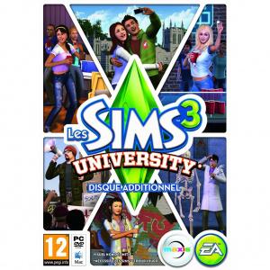 Les Sims 3 : University sur PC