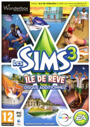 Les Sims 3 : Ile de Rêve sur Mac