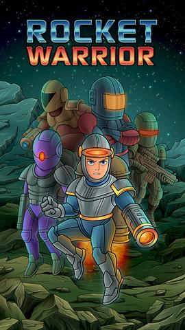 Rocket Warrior sur iOS