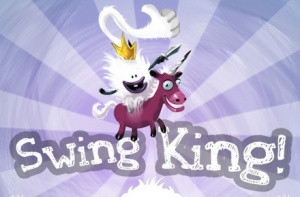 Swing King sur iOS
