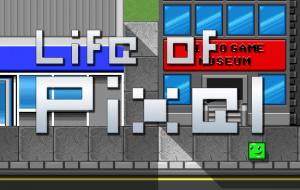 Life of Pixel sur Vita
