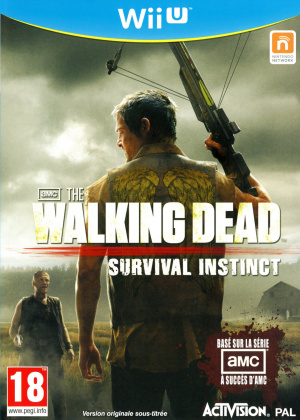 The Walking Dead : Survival Instinct sur WiiU