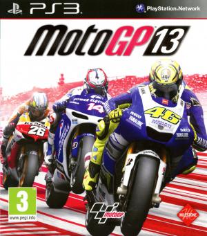 MotoGP 13 sur PS3
