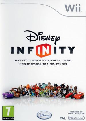 Disney Infinity sur Wii
