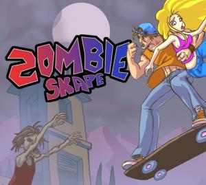 Zombie Skape sur 3DS