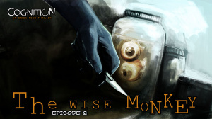 Cognition : An Erica Reed Thriller - Episode 2 :  The Wise Monkey sur Mac