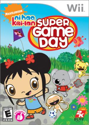 Ni Hao, Kai-Lan : Super Game Day sur Wii