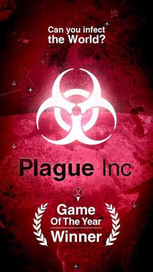 Plague Inc. sur iOS