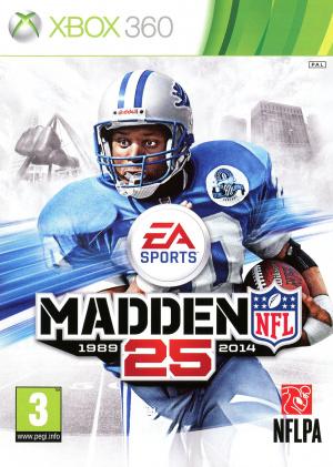 Madden NFL 25 sur 360