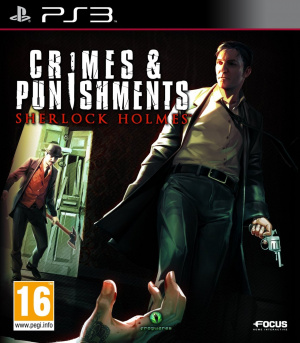 Sherlock Holmes : Crimes & Punishments sur PS3