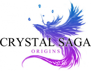 Crystal Saga sur Web