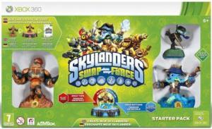 Skylanders SWAP Force sur 360