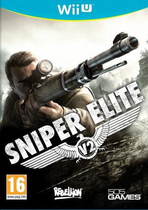 Sniper Elite V2 sur WiiU