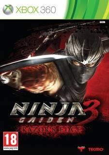 Ninja Gaiden 3 : Razor's Edge sur 360