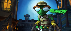 Kit de Piratage de Bentley, le spin-off de la tortue