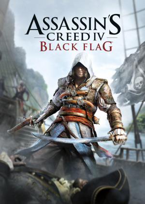 Assassin's Creed IV : Black Flag sur PS4