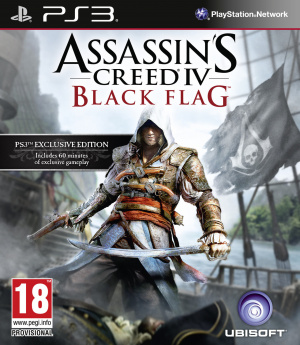 Assassin's Creed IV : Black Flag sur PS3