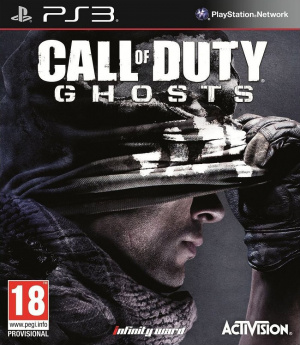 Call of Duty : Ghosts sur PS3