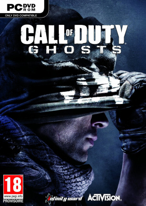 Call of Duty : Ghosts sur PC