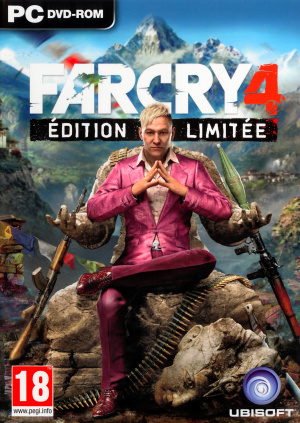 Far Cry 4 sur PC