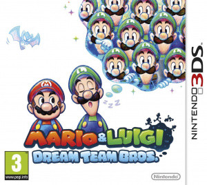 Mario & Luigi : Dream Team Bros. sur 3DS