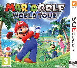 Mario Golf : World Tour sur 3DS