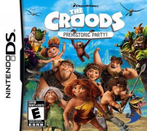 Les Croods : Fête Préhistorique sur DS