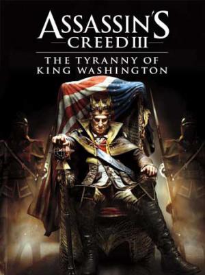 Jaquette de Assassin's Creed III : La Tyrannie du Roi Washington - Partie 3 - Redemption
