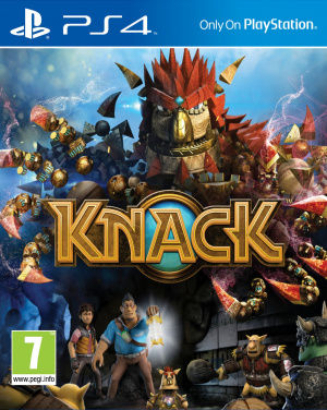 Knack sur PS4