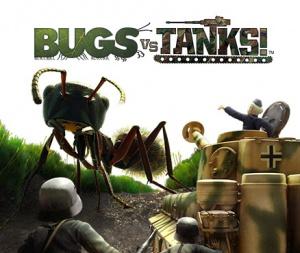 Bugs vs Tanks! sur 3DS