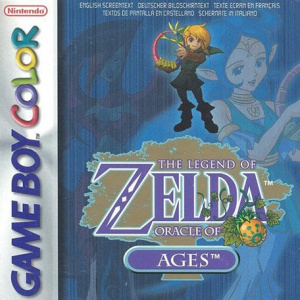 The Legend of Zelda : Oracle of Ages sur 3DS