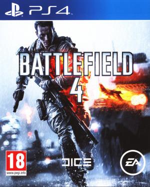 Battlefield 4 sur PS4