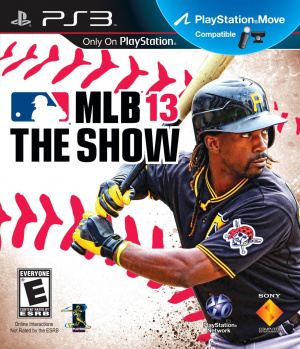 MLB 13 : The Show sur PS3