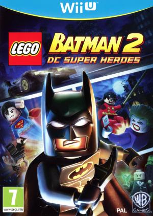Lego Batman 2 DC super heroes (Wup Install)