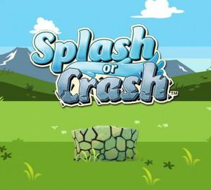Splash or Crash sur 3DS