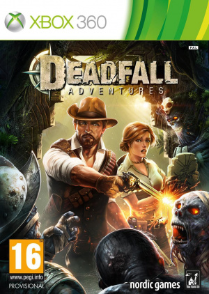 Deadfall Adventures sur 360