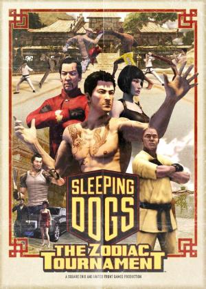 Sleeping Dogs : The Zodiac Tournament