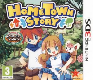 Hometown Story sur 3DS
