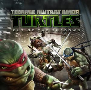 Teenage Mutant Ninja Turtles : Depuis les Ombres sur PS3