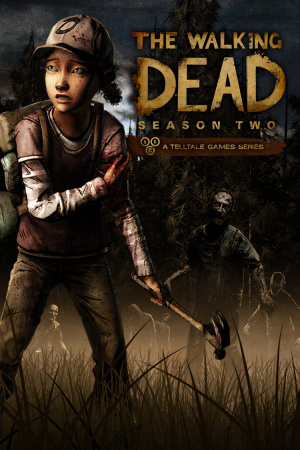 The Walking Dead : Saison 2 (PS3)