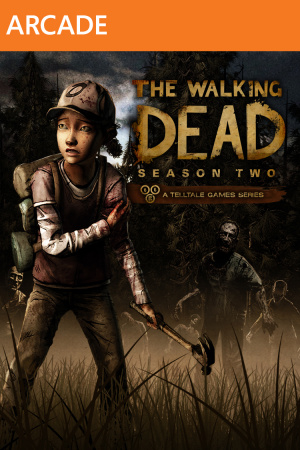 Jaquette de The Walking Dead : Saison 2