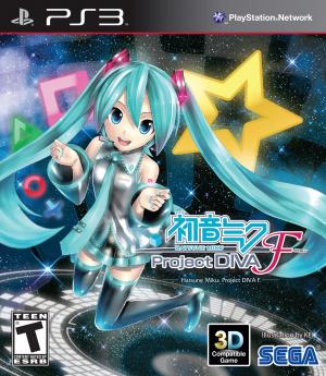 Hatsune Miku : Project Diva F