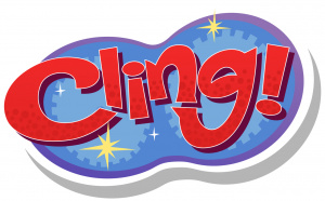Cling!
