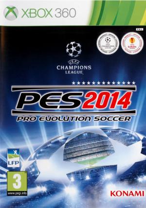 Pro Evolution Soccer 2014 sur 360