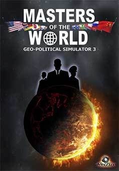 Masters of the World : Geo Political Simulator 3