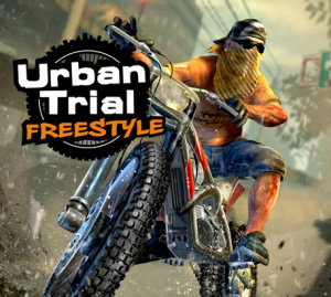 Urban Trial Freestyle sur 3DS