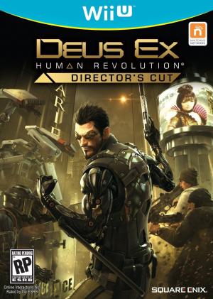 Deus Ex Human Revolution Director\'s cut (Wup Install)
