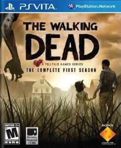 The Walking Dead : Saison 1 sur Vita
