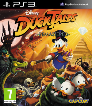DuckTales Remastered sur PS3